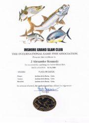 IGFA Inshore Grandslam Club